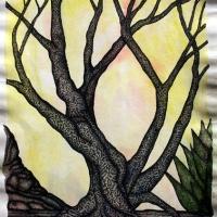 tree-drawing-by-bill-2008