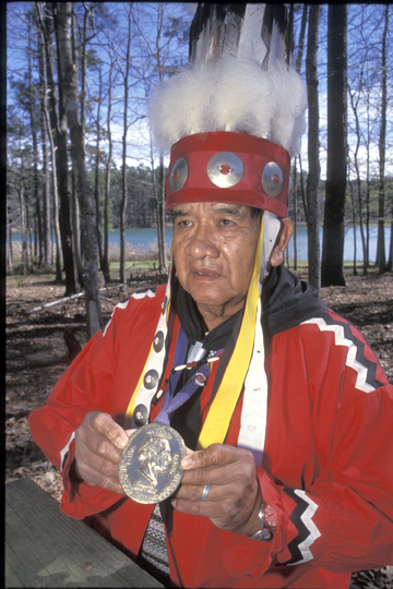 American Indian Country The Alabama Coushatta Indians